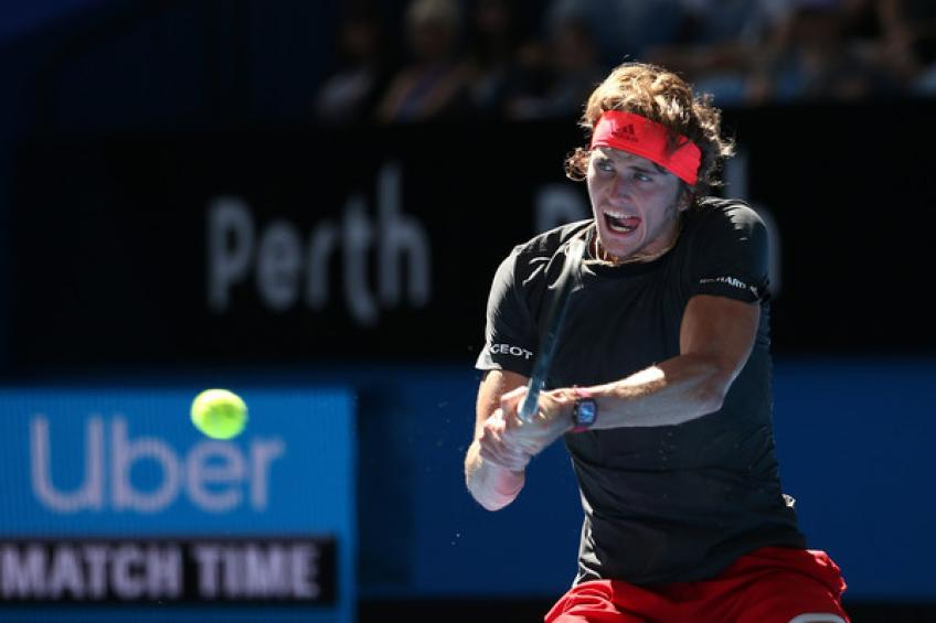Switzerland defeat Germany at Hopman Cup