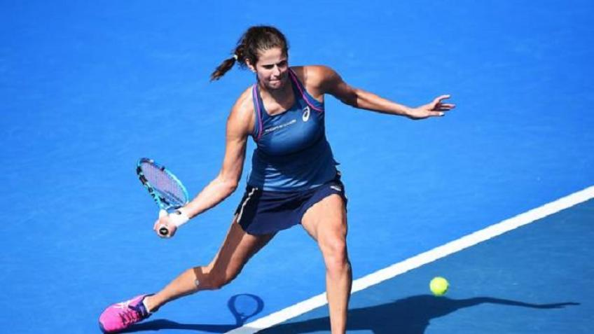 WTA Auckland: Julia Goerges will face Bianca Andreescu for the title