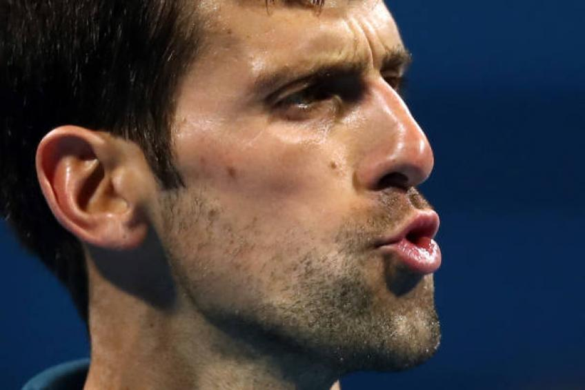 I have to turn the next page - Novak Djokovic after loss to Bautista Agut