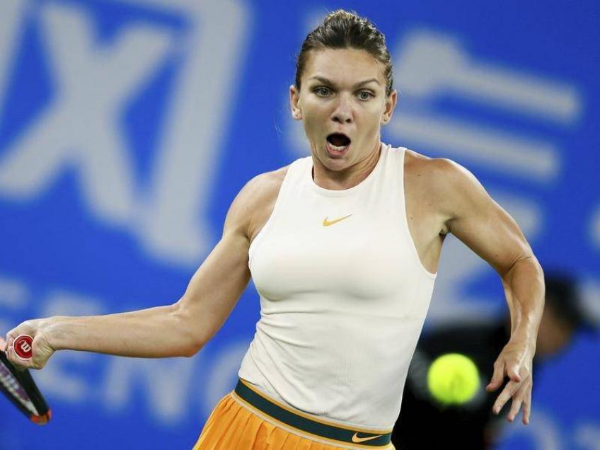 Simona Halep is Rested But Needs to Test her Back in Matches