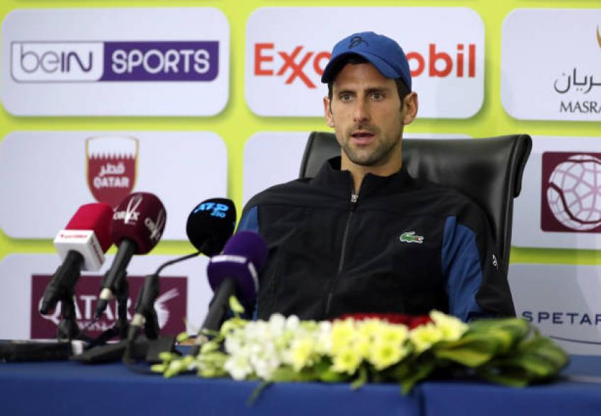 Novak Djokovic reveals details on letter sent by most of top 20 players