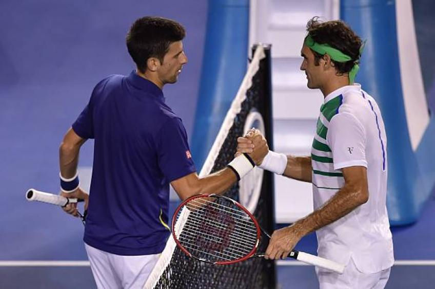 Murray suffers Djokovic mauling in Australian Open practice