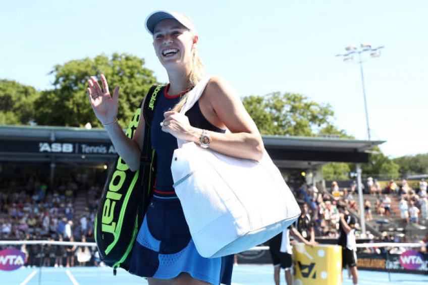 Caroline Wozniacki to have lighter schedule due to disease, says expert
