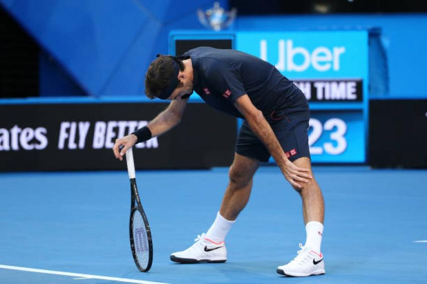 Roger Federer makes comeback from injuries look easy,says Nishikori's coach