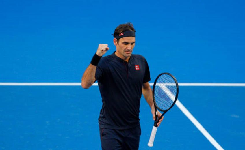 Djokovic, Federer on opposite sides of Aussie draw