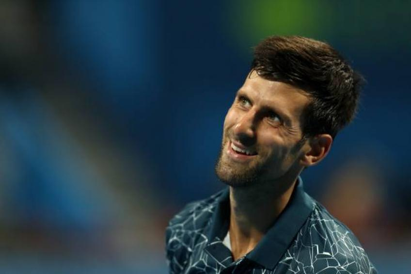 Novak Djokovic to be the man to beat at most of the Slams - Rusedski