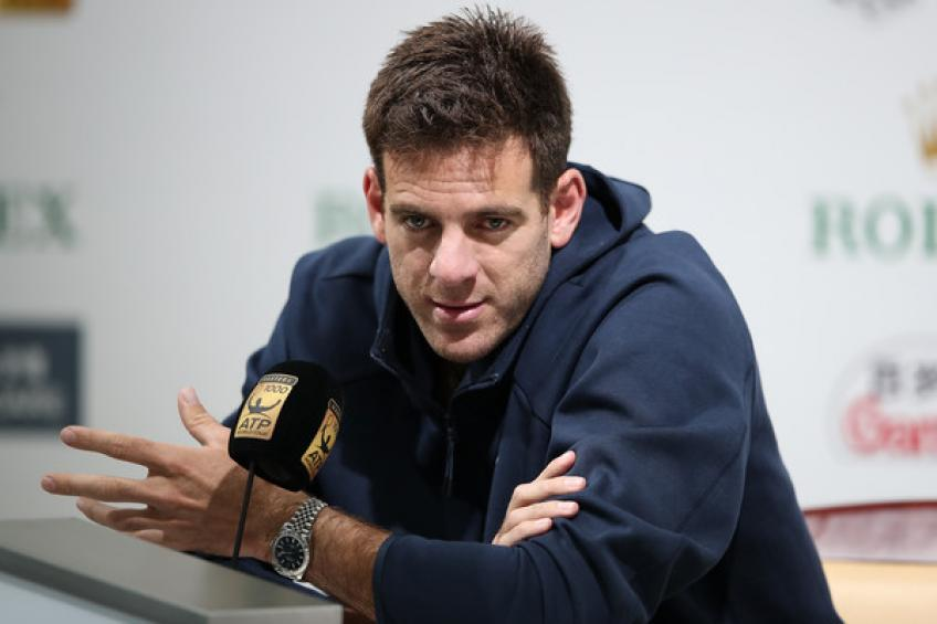 Juan Martin del Potro sets return date after the four-month break