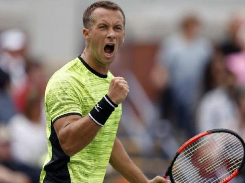 Philipp Kohlschreiber speaks very highly of David Ferrer