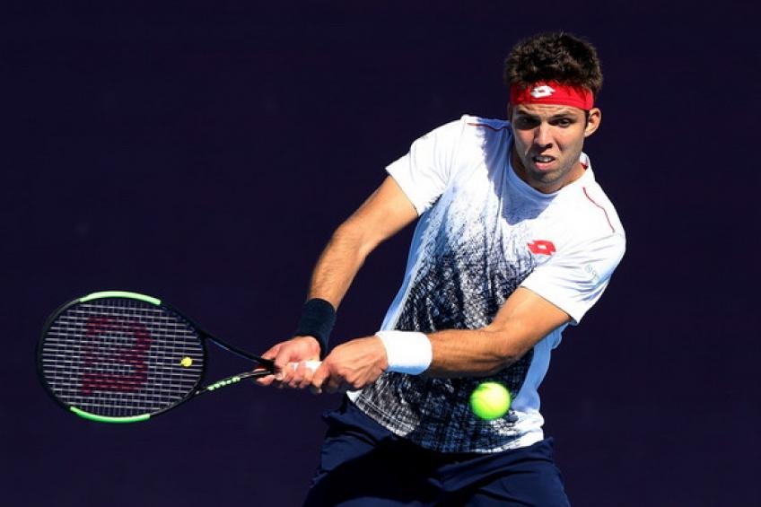 Jiri Vesely: 'I would love to see ATP Cup and Davis Cup as combined event'