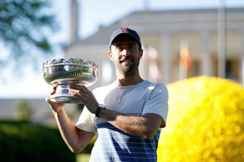 Two-time defending champion returns to River Oaks Country Club