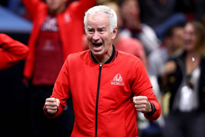 John McEnroe and Navratilova to face off in exhibition match at Wimbledon