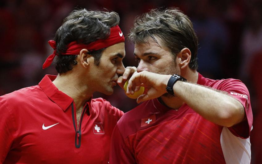 Stan Wawrinka: 'It would be amazing to see Roger Federer winning again'