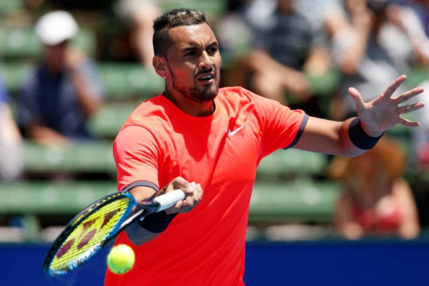 Pat Cash calls Nick Kyrgios Donald Trump of Tennis