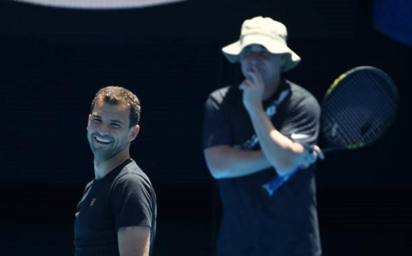 Andre Agassi and Steffi Graf helped me a lot, says Grigor Dimitrov