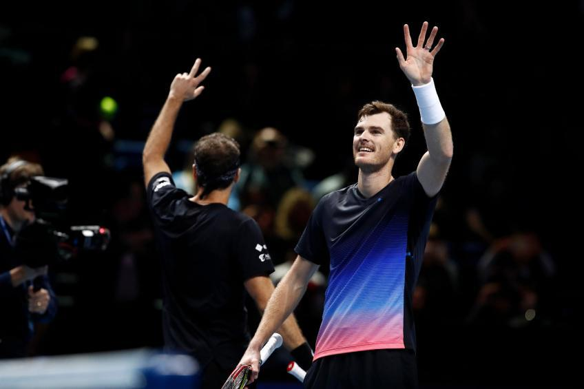 ATP Doubles: Jamie Murray and Bruno Soares beat top seeds to win Sydney