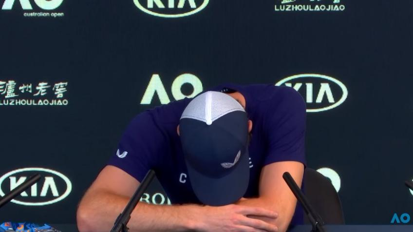 Andy Murray announces tennis retirement - Full press conference
