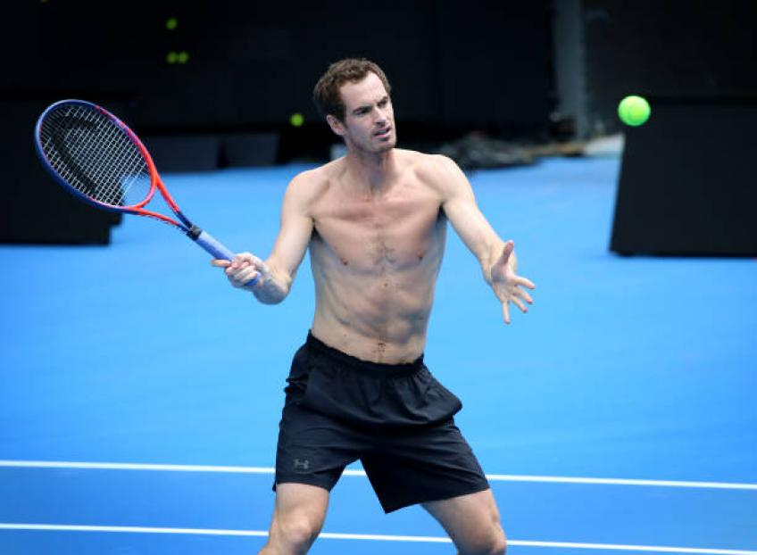 Andy Murray leaves Under Armour, will end career wearing Castore outfits