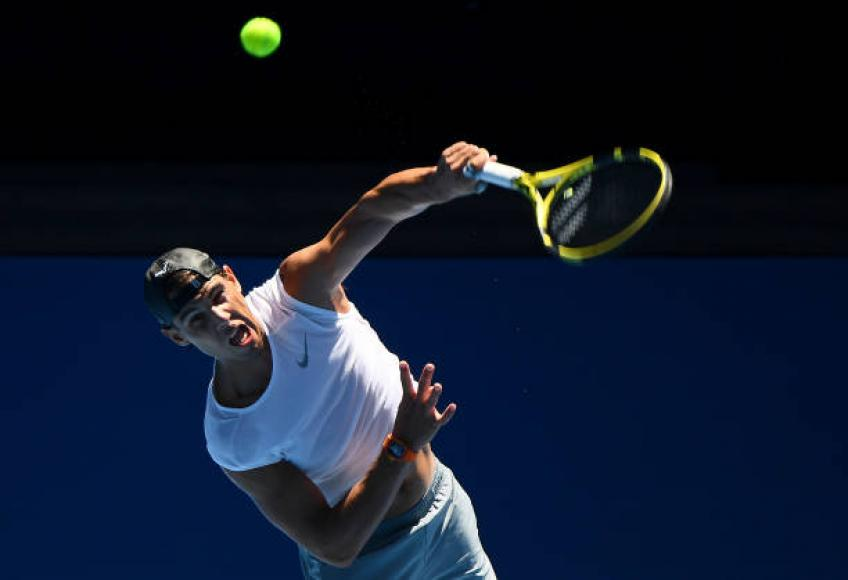 Rafael Nadal explains reasons behind new serve motion