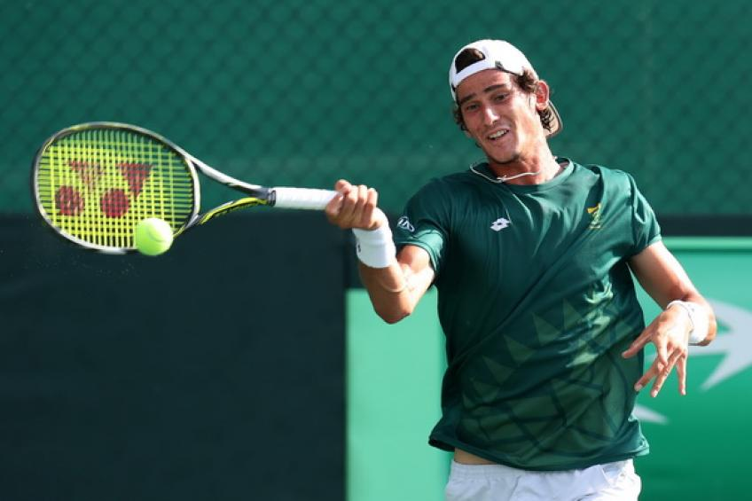 ATP Cup - Serbia v South Africa 1