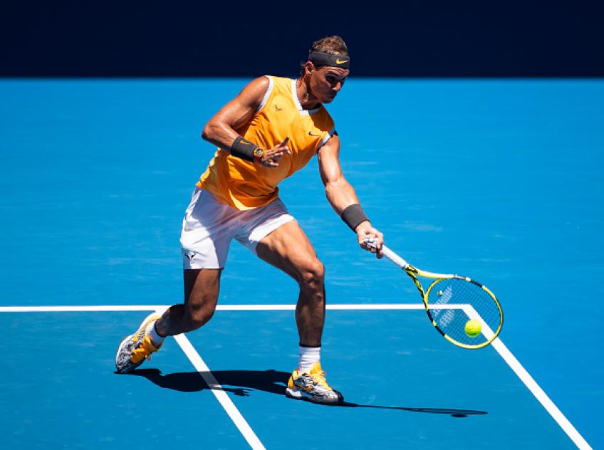 Rafael Nadal: 'Beginnings are tough, but I feel better every day'