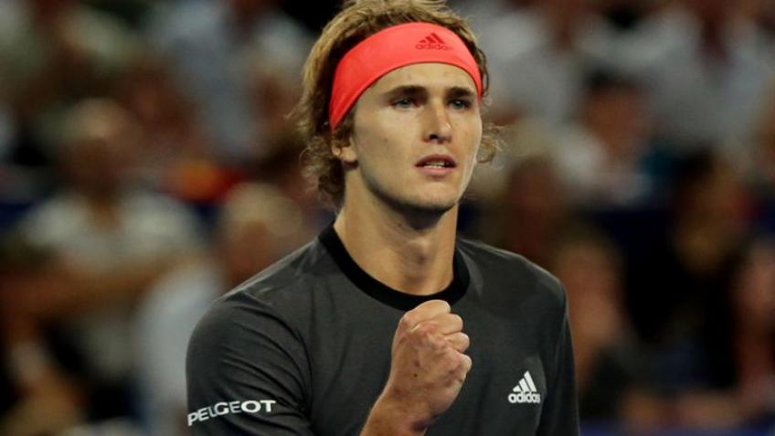 Alexander Zverev: My ankle is swollen but it's nothing, it takes time'