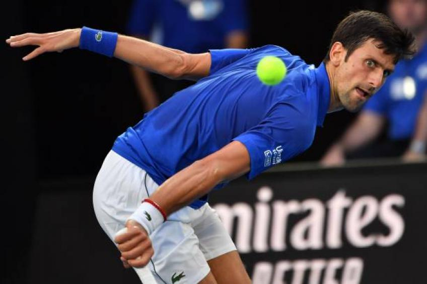 We are focused on increasing early rounds prize money, says Djokovic