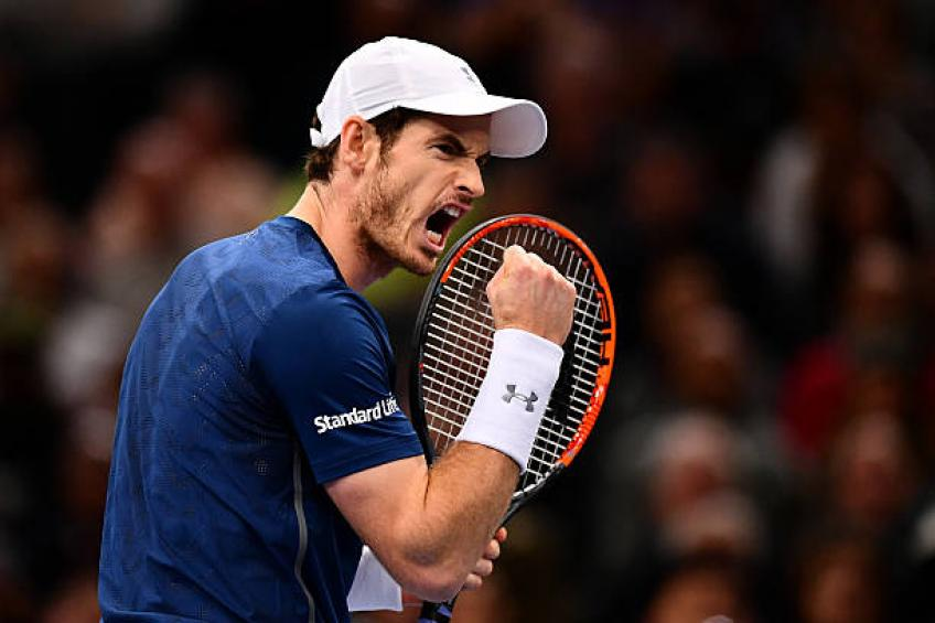 Murray Withdraws From Marseille Open As He Considers Hip Surgery