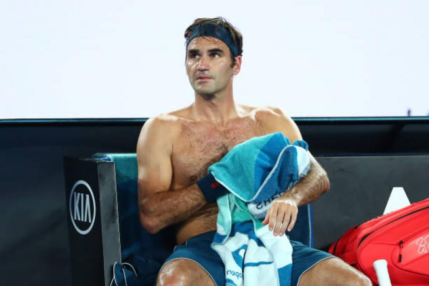 Roger Federer: 'My daughter is okay with me losing at the Australian Open'