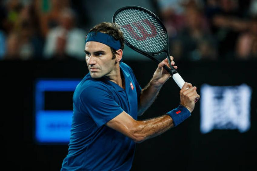 Healing from injury takes more time as you get older, says Federer