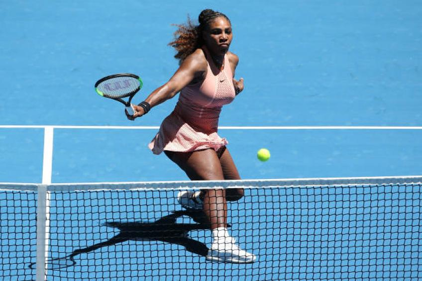 Chris Evert speaks about Serena Williams' body