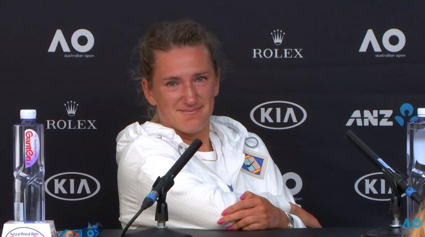 Tennis is not as important as off-court issues for Azarenka, says Wilander