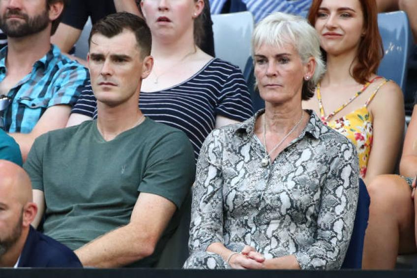 Judy Murray comments on emotions she went through during Andy's match