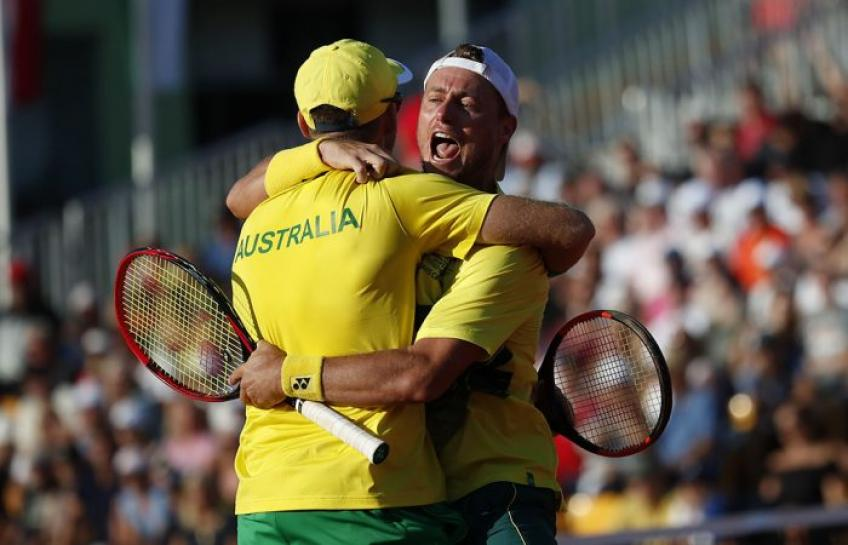 John Newcombe: Hewitt was asked to play doubles