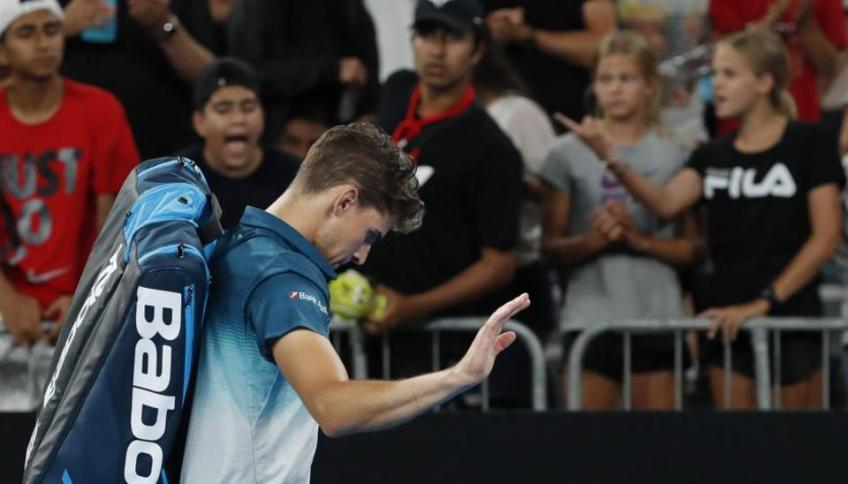 Dominic Thiem reveals what went wrong for him against Alexei Popyrin