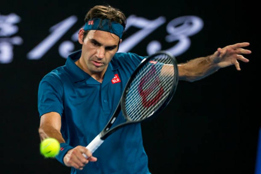 'When Roger Federer heads into the court, time stops' -Vikhlyantseva