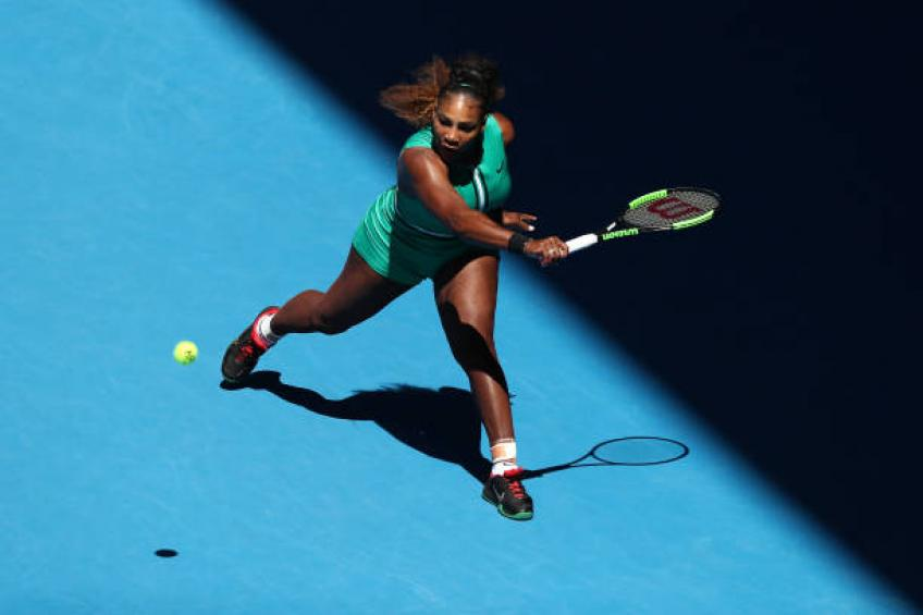 Serena Williams: 'Time off from tennis gave me new fire, new meaning'