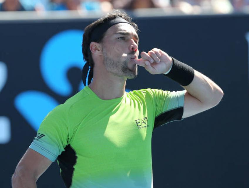 Fabio Fognini makes uncomfortable comments, says Carreno Busta