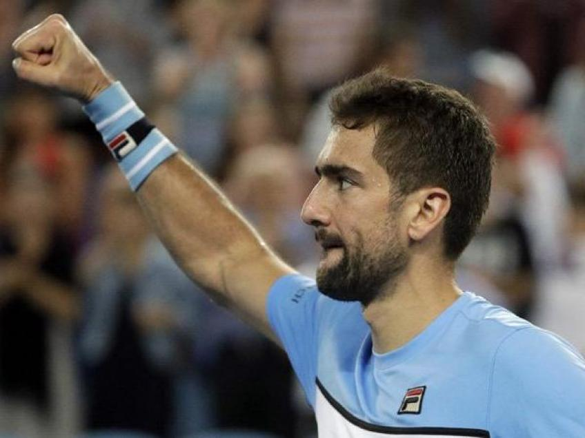 Injured Marin Cilic shows class after Australian Open exit