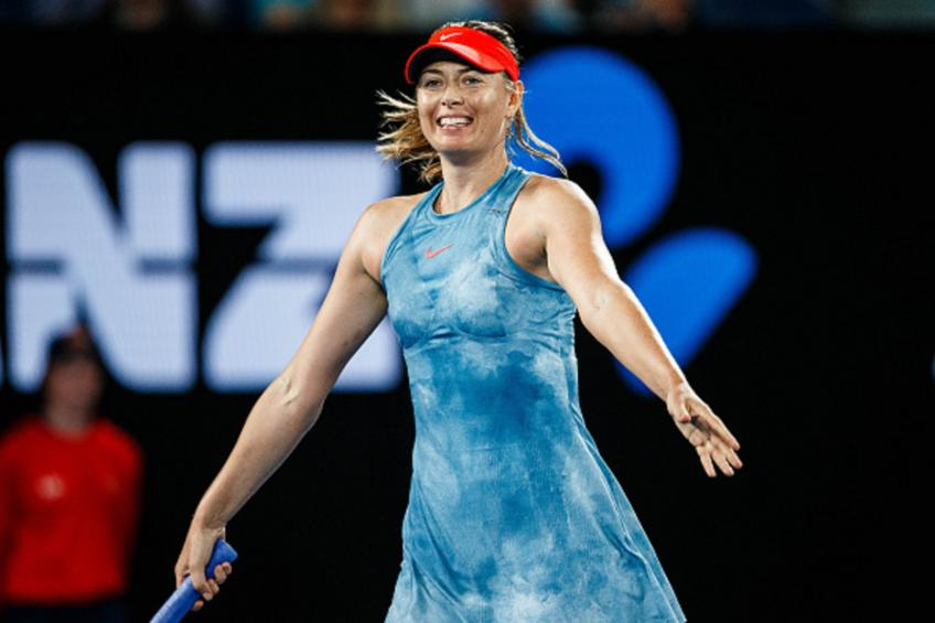 Maria Sharapova got a heavy doping ban, claims Sam Smith
