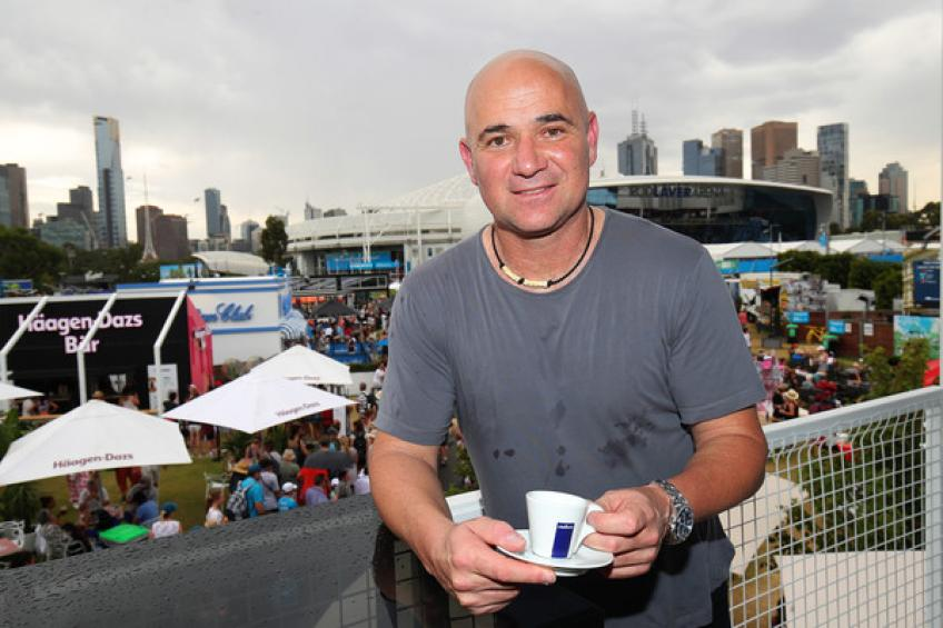 Agassi: 'Federer and Nadal are incredible, it will be sad when they..'