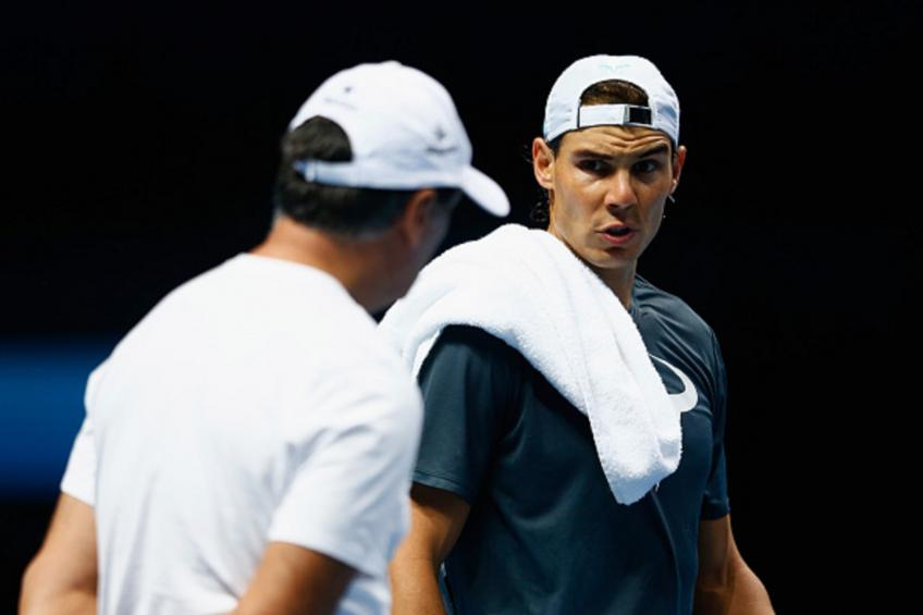 Sometimes I miss being Rafael Nadal's coach, says Uncle Toni