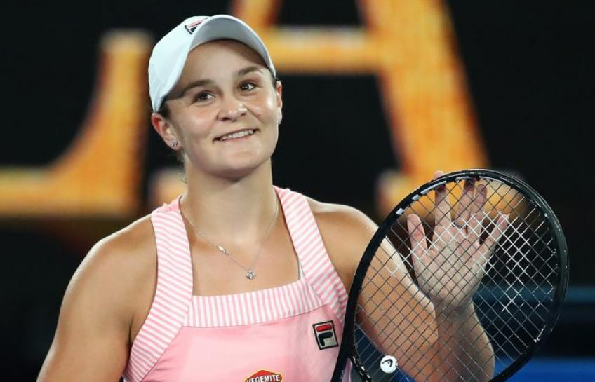 Ashleigh Barty: I've become more mature on and off the court