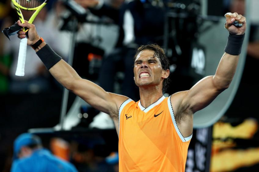 Rafael Nadal Counts To 30 Joining Federer Djokovic Connors On Big List