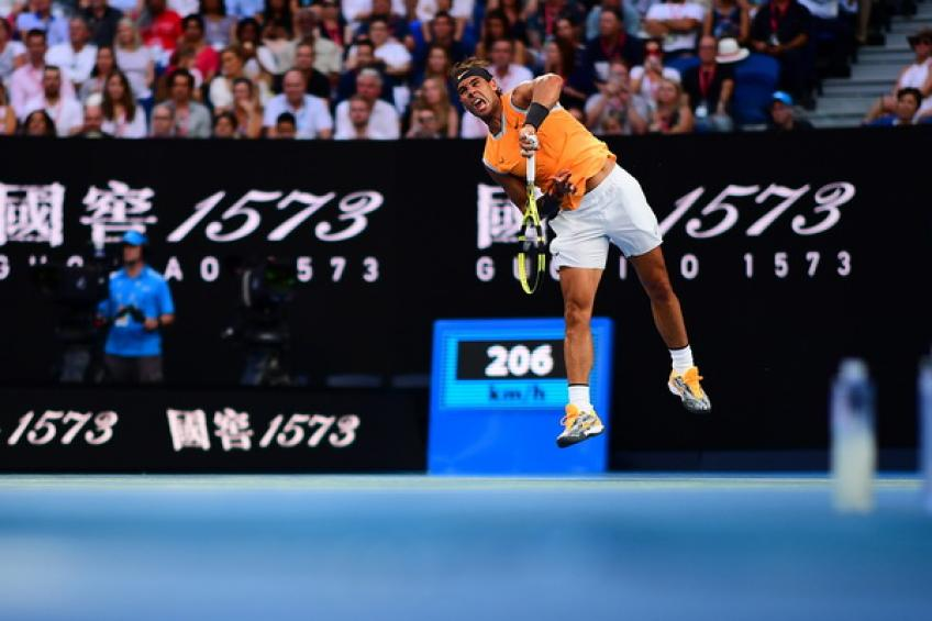 Australian Open: Rafael Nadal reigns supreme to demolish Stefanos Tsitsipas