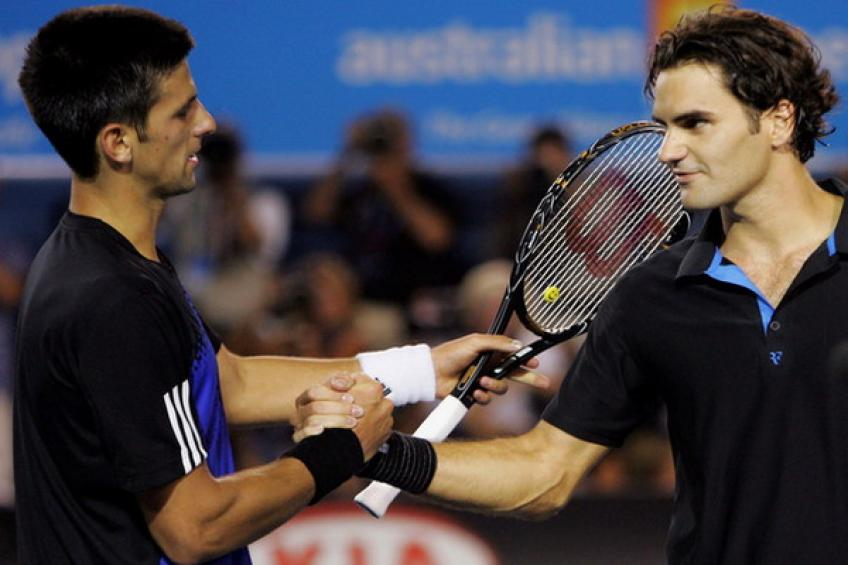 Djokovic sweeps Nadal aside to claim Australian Open