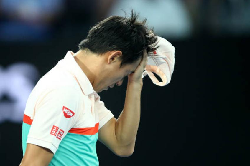 Nishikori's chances to win Major are getting smaller and smaller -Wilander