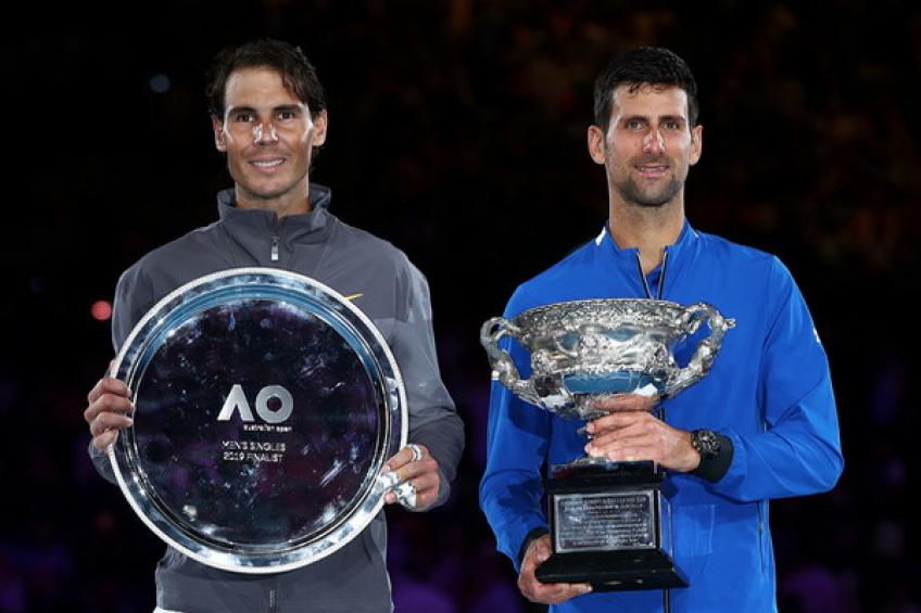 ATP Rankings: Roger Federer drops to sixth. Novak Djokovic extends the gap