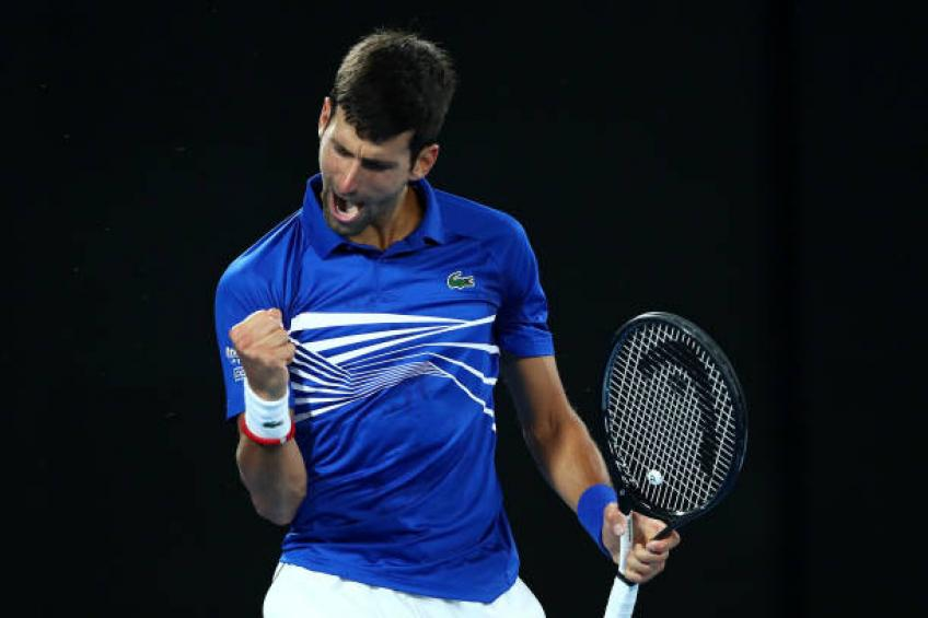 Novak Djokovic has the mission to be the GOAT, says father Srdjan