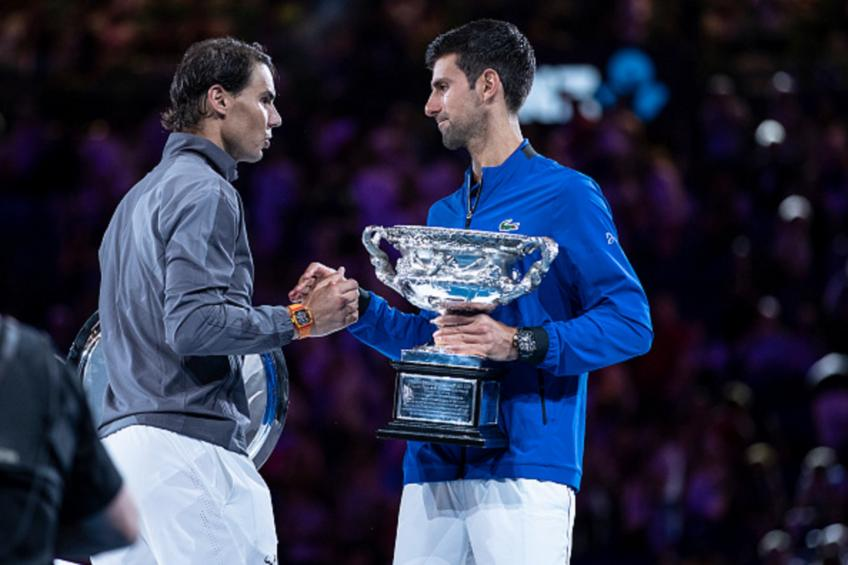 Novak Djokovic: 'I watched many matches against Nadal before facing him'