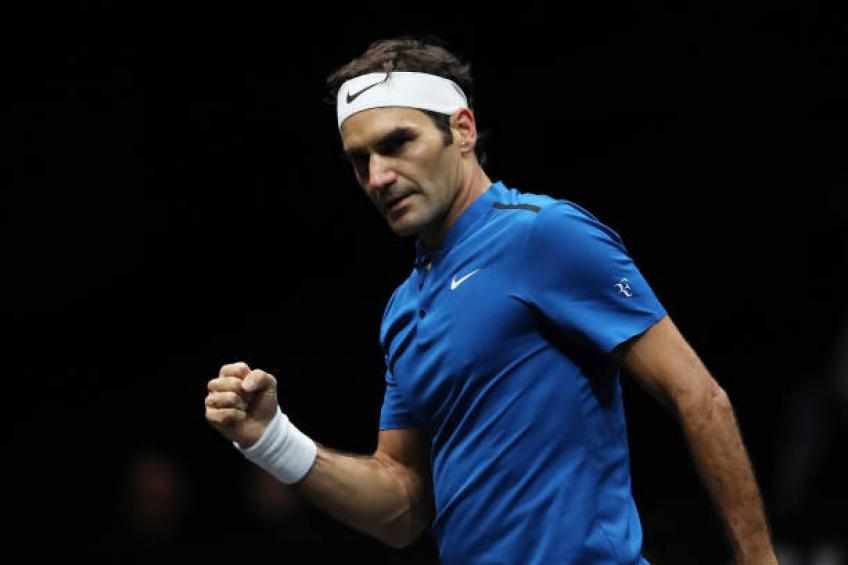 'Roger Federer lives in Geneva, 2019 Laver Cup will be special' - Rod Laver